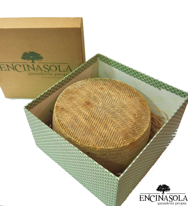 caja regalo quesos encinasola ganaderia