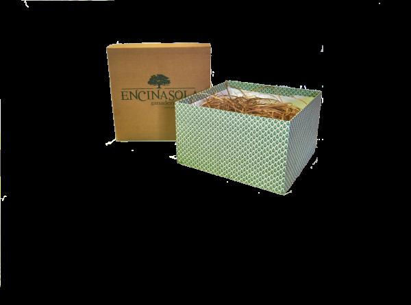 caja regalo quesos encinasola